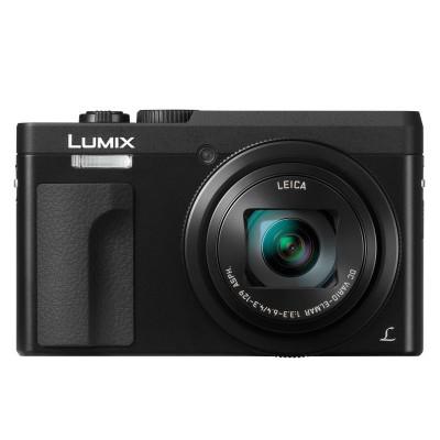 松下(Panasonic) DC-ZS70GK 便携4K数码相机 30倍光学变焦莱卡镜头 黑色