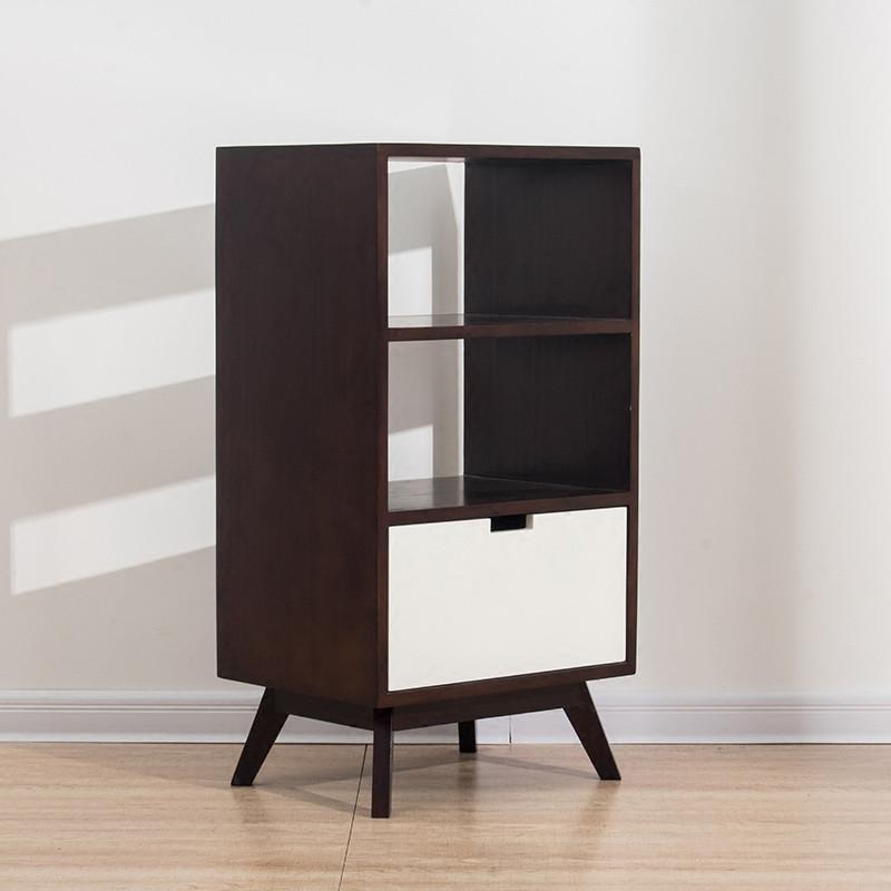 实木边柜子客厅储物柜木质收纳柜卧室五斗柜创意抽屉式五斗橱整装
