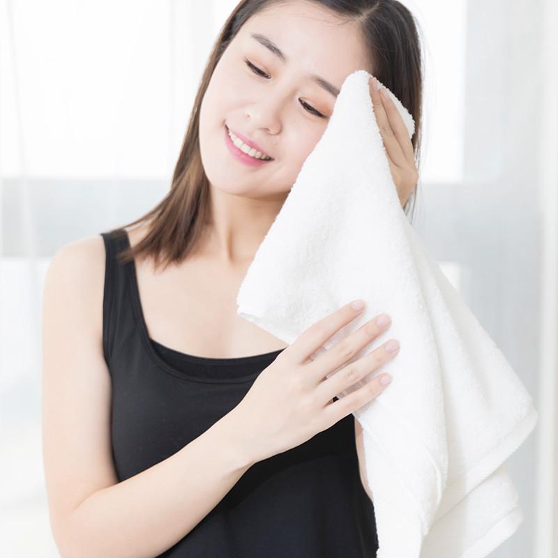 埃及进口长绒棉毛巾 粉色