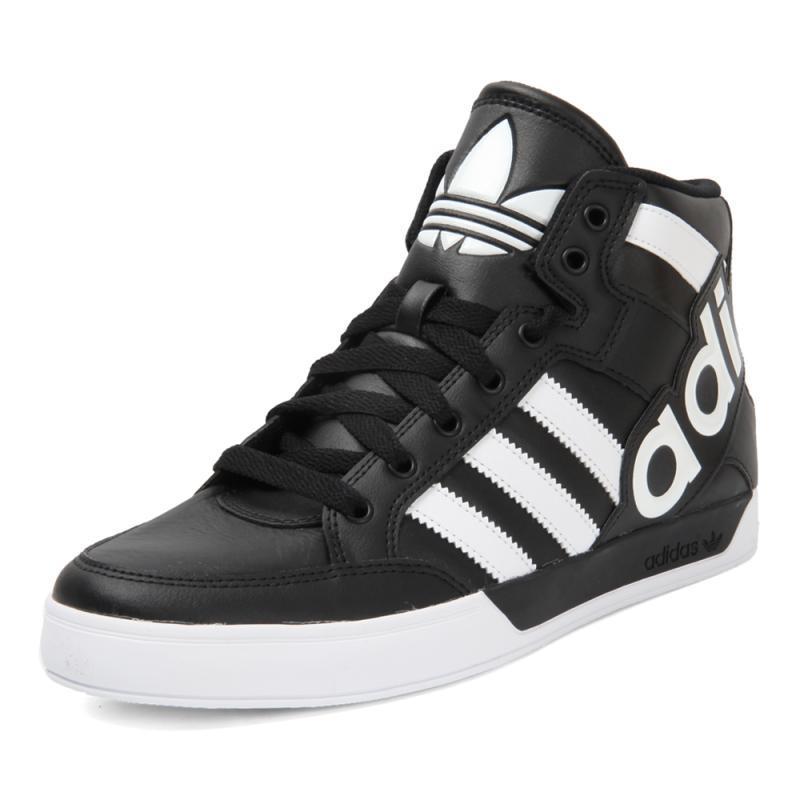 阿迪达斯高帮男鞋 三叶草 hardcourt hi big 板鞋 cm8069 cm8068 40.