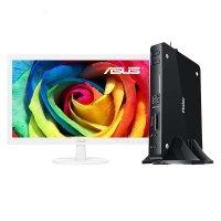 海尔云悦mini 2AP台式主机+华硕 VS229DA-W 21.5英寸显示器