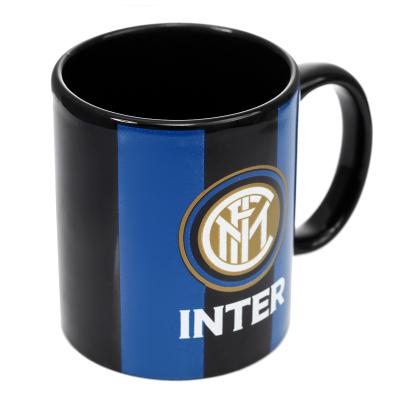 國際米蘭俱樂部Inter Milan創意官方定制經典辦公家用陶瓷馬克水杯