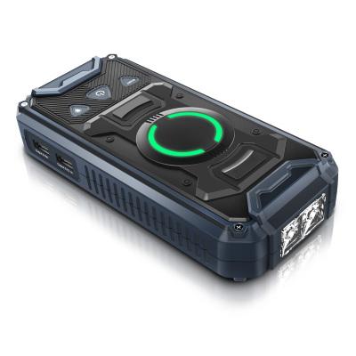【苏宁自营】纽曼(Newsmy) 车载应急启动电源 V1精英版 多功能 启动宝 双USB移动电源 应急救援 照明 启动宝
