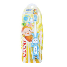 【苏宁易购超市】倍加洁儿童小头牙刷软毛细丝2岁-6岁男女宝宝1支装