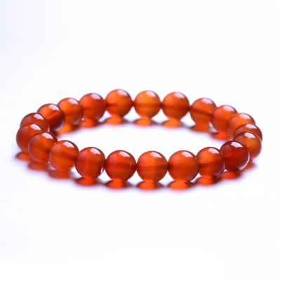 佐卡伊 紅瑪瑙手鏈珠寶首飾