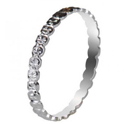夢克拉 Mkela 白18K金戒指 緣來愛 戒指 黃金 定價 女士