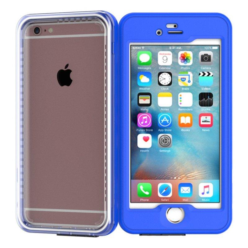 索士软件iphone6plus温泉防信号苹果游泳水水袋测试手机安卓图片