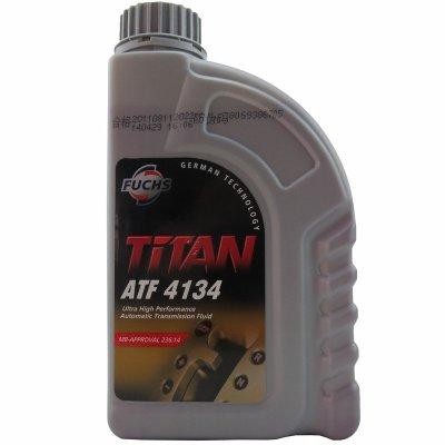 福斯泰坦手自一体全自动变速箱传动液ATF 4134 1L
