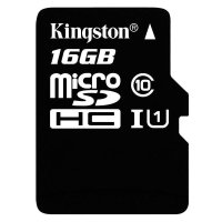 金士顿(Kingston)16G Class10 - TF(Micro SD)存储卡 80MB/S上海金童