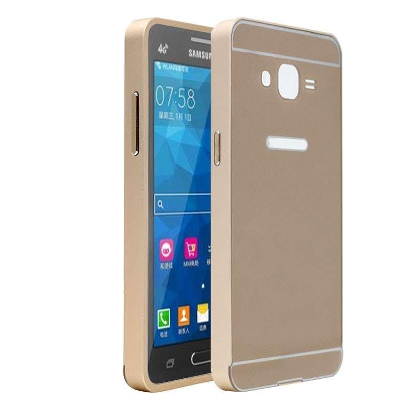 三星g5309w手机套 sm-g5308w手机壳 金属边框带后盖 g5306w手机壳保护