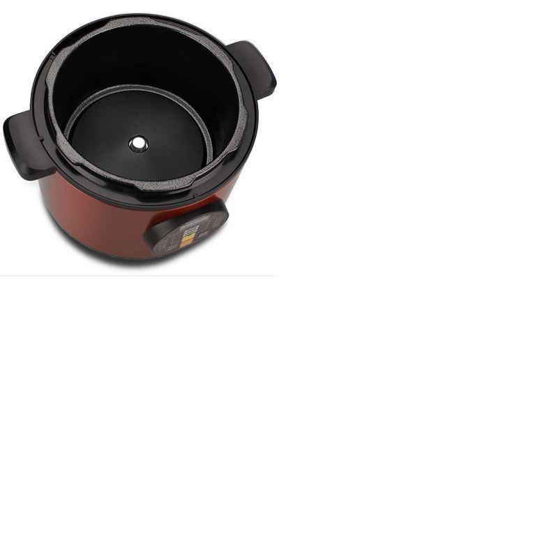 奔腾ln518 智能电脑版电压力锅 时尚高端 可立锅盖 正品超值