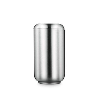 SERAFINOZANI尚尼攝氏18/10不銹鋼水杯商務辦公水杯 茶水分離泡茶杯175ML/300ML 室內用杯子男