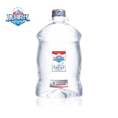 冰川时代 天然矿泉水 无汽弱碱性饮用水桶装水4