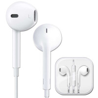 EarPods 苹果6/6s/6plus 原装耳机 适用于 Apple iphone5 5S 5c ipad4 min