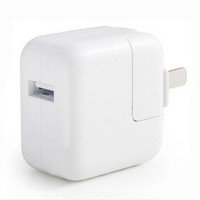 苹果(Apple) MD836CH/A 12W iPhone/iPad/iPod USB 充电器/电源适配器