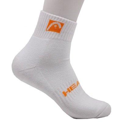 海德 HEAD 运动袜 羽毛球袜 网球袜儿童成人男款女款运动袜