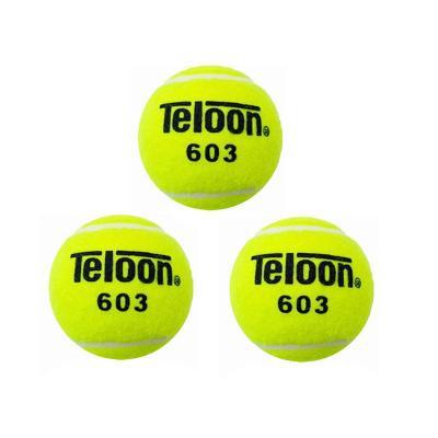 天龍TELOON初學練習網球進階初級訓練網球 603 一個