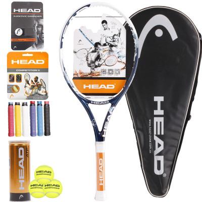 HEAD海德小德 德約科維奇 穆雷 莎拉波娃 伯蒂奇 明星專業網球拍全碳素網拍