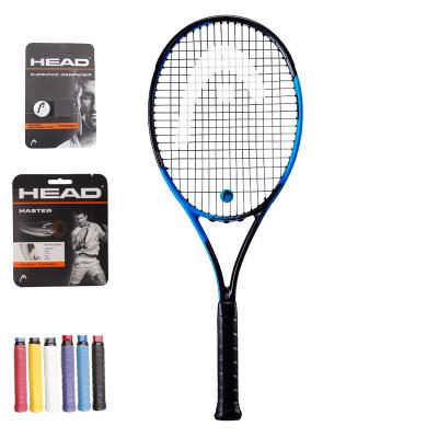海德head 兹韦列夫限量版L5 speed ltd新款全碳素蓝色男子网球拍