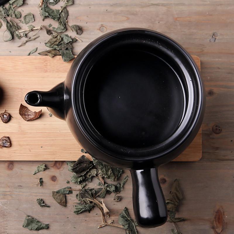 怎么熬药_乐享 陶瓷耐热中药煲 养生煎药壶 药罐子熬药带把砂锅