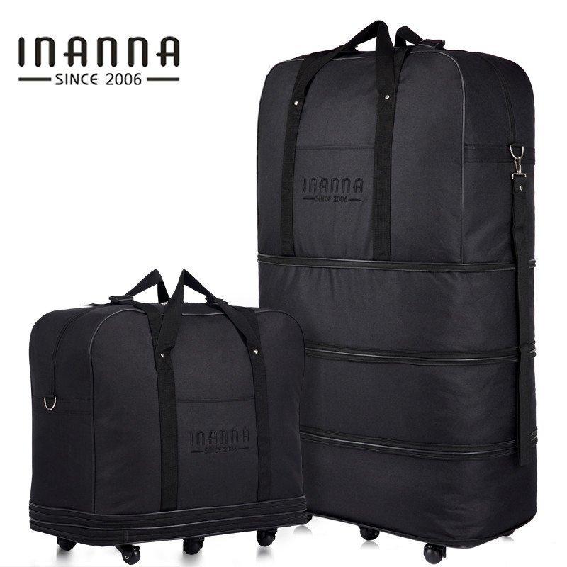 出国托运158航空行李箱大旅行箱包万向轮飞机托运箱
