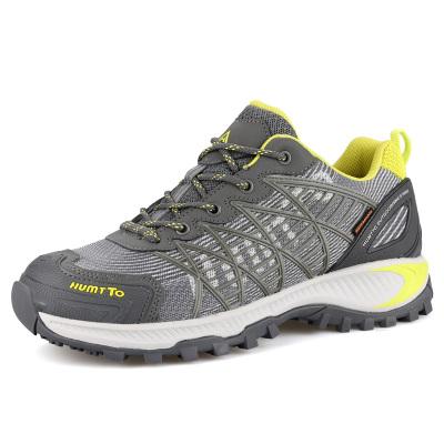 美国悍途户外登山鞋男女防滑减震户外鞋低帮防滑徒步鞋透气休闲鞋1636