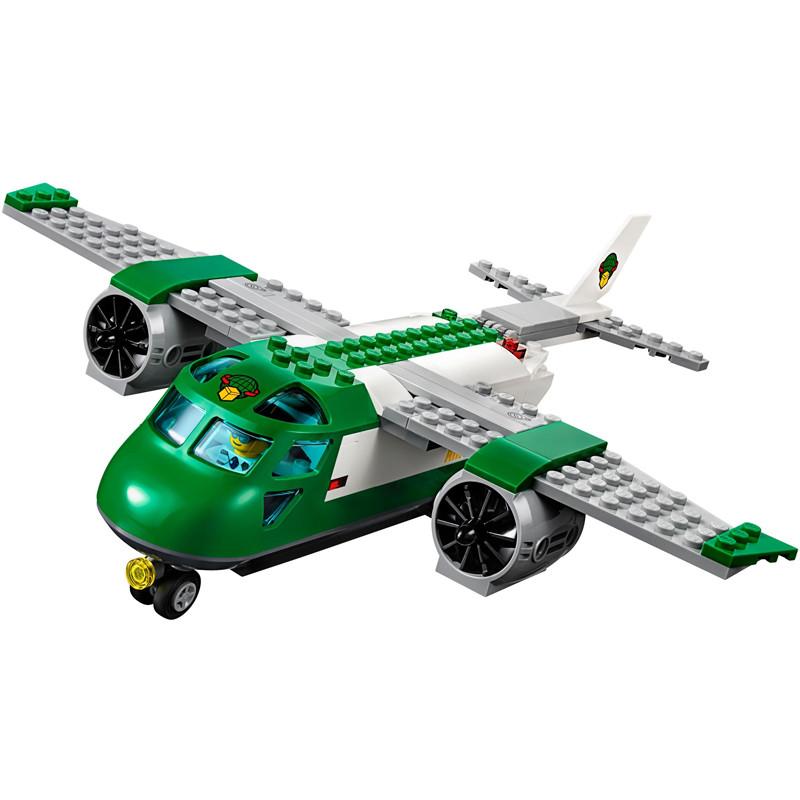 lego/乐高 60101 机场货运飞机 city城市系列 早教 拼插积木 玩具 5-1