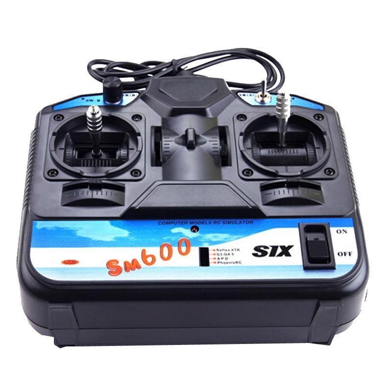 fs-sm600 6通道 无人机 遥控飞机航模 高清航拍飞行模拟器