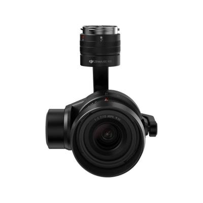大疆创新 DJI 禅思 X5S 云台相机 5.2K超清画质 专业无线遥控无人机航拍飞机 摄影相机 专业影视制作