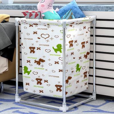 索爾諾臟衣籃 折疊臟衣簍儲物桶大號臟衣服收納筐布藝家用洗衣籃