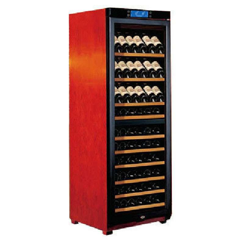 美晶W330B实木酒柜柜红酒葡萄沙棘酒柜压恒温开花结果期图片