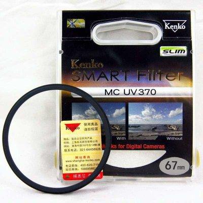 KENKO 肯高 SLIM MC UV 370 67mm 輕薄多層鍍膜保護鏡 UV鏡 鏡頭保護鏡