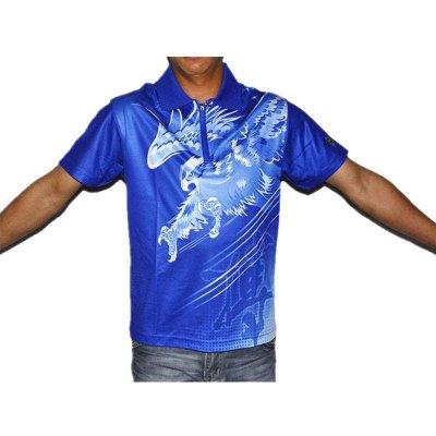 國球/GUOQIU 乒乓球服 男女針織運動服 短袖T恤G-10183 專業乒乓球運動上衣