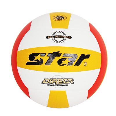 Star世達 排球VB4055-34 PU材質排球 手工粘接排球