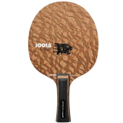 JOOLA優拉Leopard銳豹 全面攻擊型底板 強調力量與控制碳層乒乓球拍