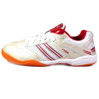 STIGA斯蒂卡 G1108017 乒乓球運動鞋 比賽鞋 青少年男女款 天然橡膠