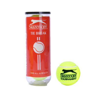 網球 溫網比賽網球 塑料罐(三粒裝)342013