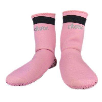 希途(citoor) 潛水襪浮潛襪子 防滑 潛水襪有魔術貼 3MM 浮潛裝備 潛水襪