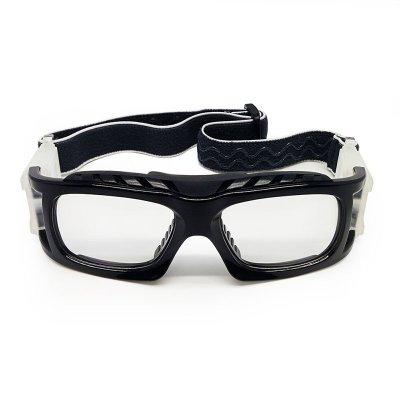 希途Citoor户外眼镜专业篮球眼镜防风眼镜 男女款通用运动护目镜 篮球足球近视眼镜TR90 C2S32