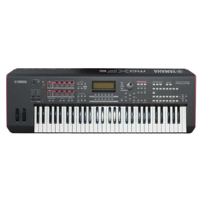 YAMAHA雅馬哈mox6升級版 MOXF6 音樂電子合成器88鍵 電鋼琴鍵盤