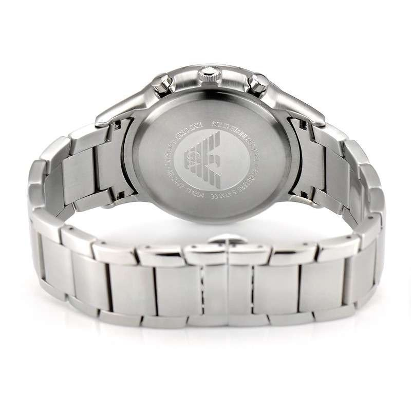 armani/阿玛尼男表 时尚商务运动三眼男士手表
