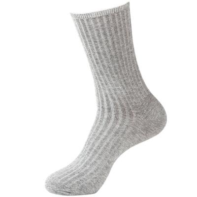 Mawcha 男士袜子棉男袜商务棉袜男款中筒袜96%棉吸汗6双装