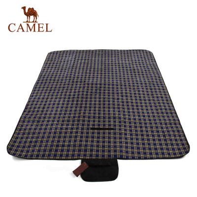 CAMEL骆驼户外野餐垫防潮垫 环保便携野餐布露营防潮地垫