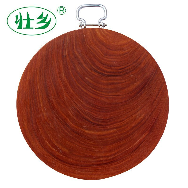 5cm壮乡牌 铁木菜板 实木砧板 越南蚬木龙州刀板