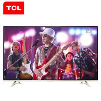 TCL C65U570A 65英寸 超高清4K 内置WiFi 安卓智能云LED电视(黑色)