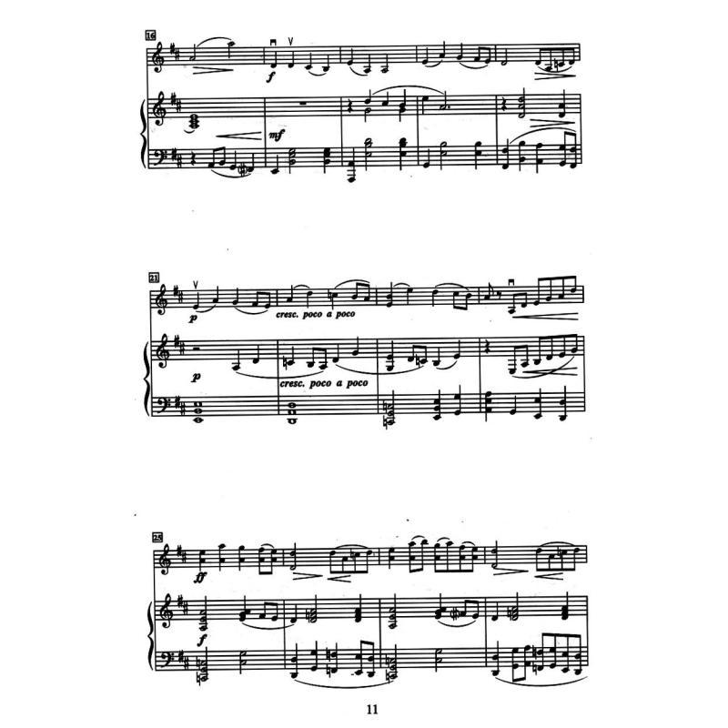 简易小提琴曲选