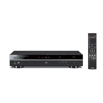 雅馬哈(YAMAHA) BD-S681多功能藍光播放器4K 3D藍光DVD播放機 2.0聲道輸出 dvd播放機 高清