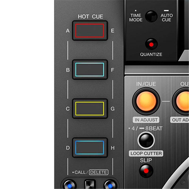 pioneer/先锋 cdj-2000nxs2 dj打碟机 cd播放器rekordboxu盘