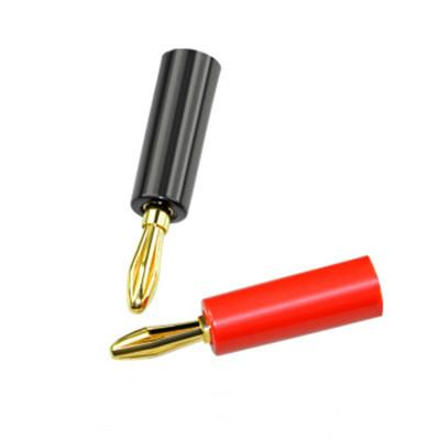 天逸专业音箱喇叭线香蕉插头 适用于专业音响设备专业音箱 其他配件不支持单只订货(四只起售,价格为单只)效果器