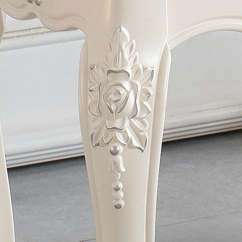 布达斯家具法式梳妆凳 欧式凳子现货